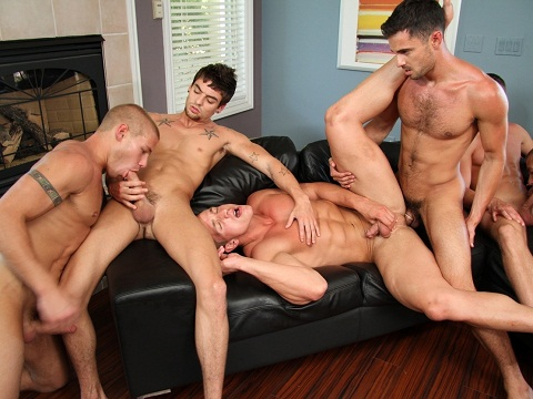 Outstanding Group Orgy
